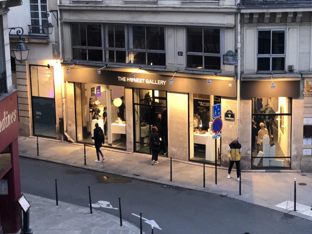 Pop Up Store Badoo at the Cremerie de Paris